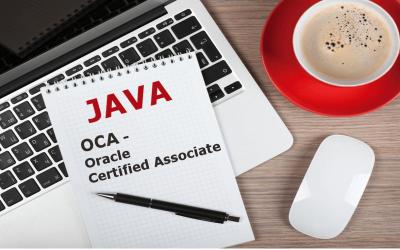 Formation et Certification JAVA OCA – Java SE 8 Programmer I – Oracle Certified Associate à Rabat Agdal et Casa Maârif