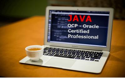 Formation et Certification JAVA OCP- Java SE 8 Programmer- Oracle Certified Professional (OCP)